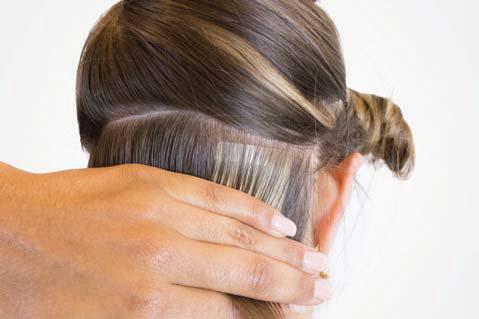 najlepsza metoda przedłużania włosów