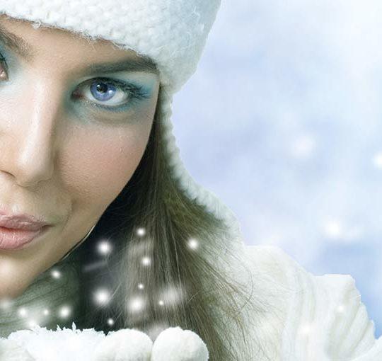 Zabiegi kosmetyczne, których należy unikać zimą